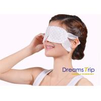 Quality Disposable Fatigue Relief Steam Eye Mask Unscented Moisturizing warm Relax SPA wholesale