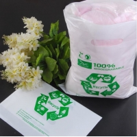 Quality 100% Compostable Vest Carrier Plastic Shopping Bag With Ce Certificated, Vest Carrier Bags For Home Usage, Vest Carrier wholesale
