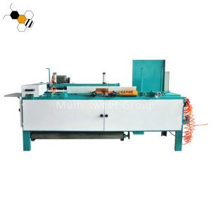 Quality Multi Function 380V 4KW 31CM board Electric Cross Cut Saw wholesale