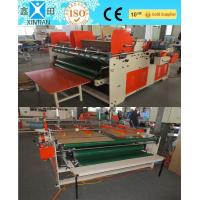 Quality Small Paperboard Carton Folder Gluer Strong Adhesive Gluing 1500x1100mm wholesale