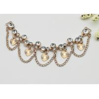 Quality Fashionable Shoe Accessories Chains Elegant Exquisite Environmental Plated wholesale