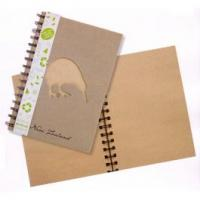 Quality Promotional PP spiral notepad wholesale