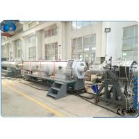 Buy cheap Drip Irrigation Pipe Making Machine , Large Diameter UPVC PVC Pipe Production from wholesalers