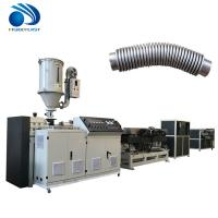 Buy cheap 100kg/H Conical CPVC PVC Double Screw Extruder Soft Plasticization from wholesalers