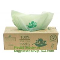 Quality 100% Certified Biodegradable Compost Bags, Food Waste Bags,Food grade compostable coffee bags,Biodegradable Stand Up Cof wholesale