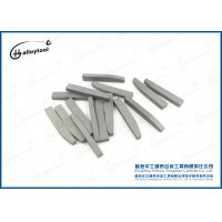 China Brazed Tips YG6 E540 E525 Tungsten Carbide Cutting Tools on sale