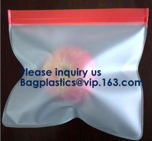 Quality Vaccum Bag For Food Reusable Silicone Food Bag Peva Bag Food Storage Snack Food Packaging Bag BAGEASE BAGPLASTIC wholesale