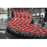 Quality DCGF Series Drinks Filling Line , Carbonated Beverage Filling Machine For PET Bottles wholesale