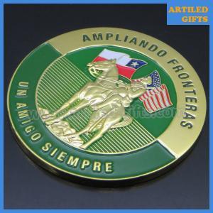 Quality Ampliando Fronteras Un Amigo Siempre Washington D.C. Carabineros de Chile gold coins wholesale