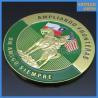Buy cheap Ampliando Fronteras Un Amigo Siempre Washington D.C. Carabineros de Chile gold from wholesalers