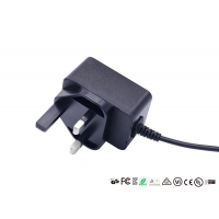Quality CE GS Certificate UK Plug 12V 1A AC DC Power Adapter For Router wholesale
