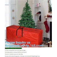 Quality Christmas Bag Holiday Extra Large For Up To 9' Tree Storage 9 Foot Heavy Duty Extra-Large Storage Laundry Shopping Bags wholesale