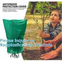 Quality Warm Cover Tree Shrub Plant Protecting Bag Frost Protection Yard Garden Winter Drawstring Mesh Net Garden Plant Cover wholesale