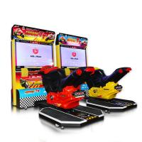 Quality Stable Performance Bike Racing Arcade Machine Coin Operated 250W wholesale