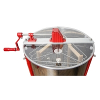 Quality Stainless Legs Manual Honey Extractor For Bee Keeping wholesale