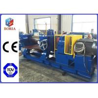 """Quality TUV SGS Certificated Rubber Mixing Machine 48"""" Roller Working Length wholesale"""