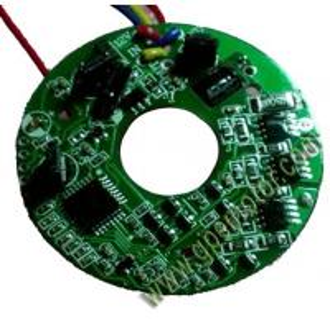 Quality EC Fan Motor Driver and Controller EMD53-DC24/48V wholesale