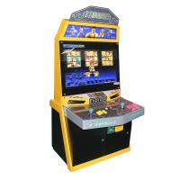 """Quality Indoor Fighting Game Machine 32"""" Multi Game Arcade Machine Coin Operated wholesale"""