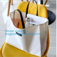 Quality Waterproof PVC Tarpaulin Tote Bag Compact Portable Durable Tarpaulin Cloth Reflector Attached Carry-On Container wholesale