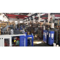 Quality Smooth Running Safe Extrusion Blow Molding Machine For 25L Plastic Drums wholesale