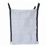Quality 100% PP Woven Industrial Mesh Bags Custom Size / Full Open Top Available wholesale
