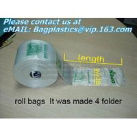 Quality Supermarket Shopping Fresh Fruit Vegetable Packaging Plastic Bag On Roll Polythene Bags, Ldpe Bags, Hdpe Bags, Food Serv wholesale