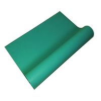 Quality antistatic conductive rubber ESD table and floor green mat wholesale