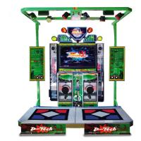 Quality Adults Simulator Dancing Step It Up Dance Machine Easy And Hard Mode wholesale