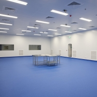 Quality ISO 1000000 Class Laboratory Free Cleanroom Design wholesale