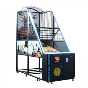 Quality 200W Basketball Arcade Game Machine / Commercial Basketball Arcade Game wholesale