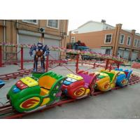 Quality Space Shuttle Shape Kiddie Roller Coaster Marked With Modern Interchange Track wholesale