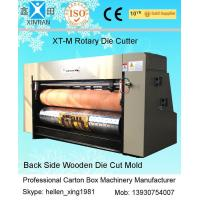 Quality Automatic Rotary Corrugated Carton Board Die Cutter 150 Pieces / Min wholesale