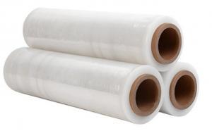 Quality Anti-Static Non-Toxic Machine Stretch Film, Pallet Lldpe Brand New Bulk Plastic Wrap Linear low density polyethylene wholesale