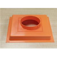 Quality Custom Color Industrial Plastic Parts , Rubber Moulding Products Eco Friendly wholesale