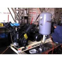 Quality 10HP 30Bar Piston Type Air Compressor , Low Noise Oil Free Air Compressor wholesale