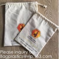 Quality Christmas, Birthday, Weddings,Eusable Cotton Grocery Bags, Beach Bags,Storing Jewelry Bags,Herbs Or Spices REUSABLE NATU wholesale