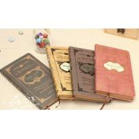 Quality 2013 cute notepad diary with lock wholesale