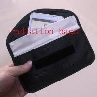Quality 2017 hot new Mobile phone signal shielding bag ,anti radiation bag,cell anti radaition cover anti radiation sticker wholesale