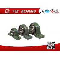 Quality Removal Double Structure Seal Pillow Block Bearings InterChangeable Solid Base UCP202 Steel Cage wholesale