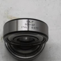 Buy cheap Steel Cage 608 2Z Covered Small Deep Groove Ball Bearings With C3 Clearance from wholesalers