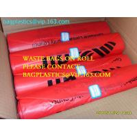 Quality Roll bags with serial number, Polythene bags serial numbered, Serialized Numbers & Barcode, Safe bags, security bags pac wholesale