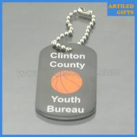 Quality Cool design NBA dog tag for Basketball clubs as gifts for players and fans wholesale