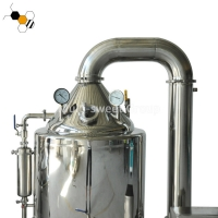 Quality Easy Installation 300kg Electrical Honey Processing Machine wholesale