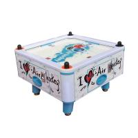 Quality Four Person Mini Air Hockey Machine / Coin Operated Air Hockey Table wholesale