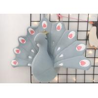 Quality Home Decoration Animal Plush Toys / Peacock Stuffed Toy Valentine Doll wholesale