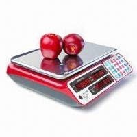 Quality Industrial Electronic Scale with Red LED Display and Price Computing Function wholesale