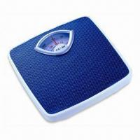 Quality Mechanical Personal Scale with 130kg/280lb Capacity, Measuring 26.7 x 26.8 x 5.85cm wholesale