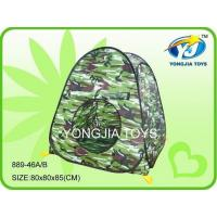Quality Kids Colorful Play Tent With Tunnel wholesale
