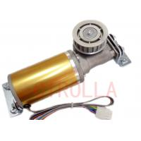 Quality Round Glass Electric Automatic Sliding Door Motor Heavy Duty 24V DC Brush Less 75W wholesale
