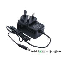 Quality 100 - 240Vac Ac / Dc Switching Power Supply 1.5A 18W Uk Mains For Led Strip wholesale